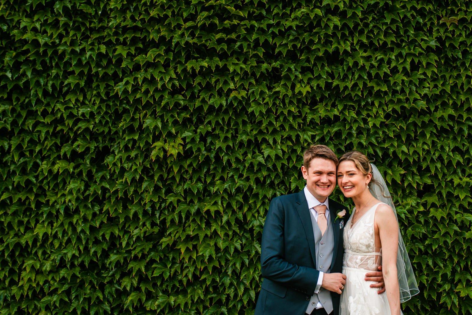 Beautiful Lillibrooke Manor Wedding - Ksenia & Iain 131