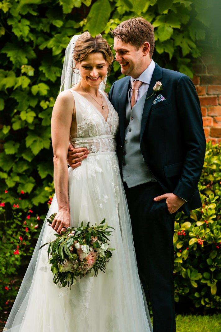 Beautiful Lillibrooke Manor Wedding - Ksenia & Iain 137