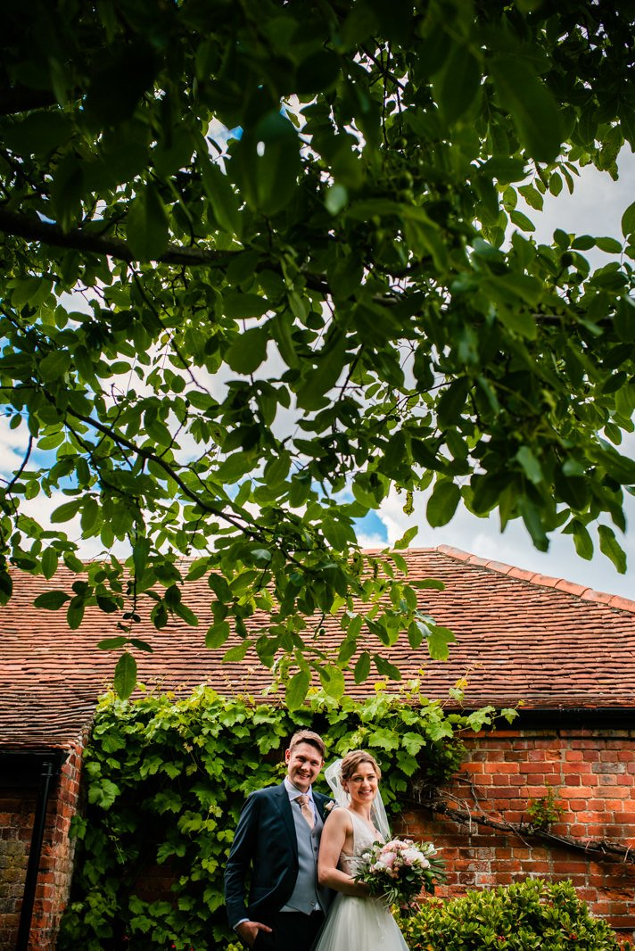 Beautiful Lillibrooke Manor Wedding - Ksenia & Iain 132