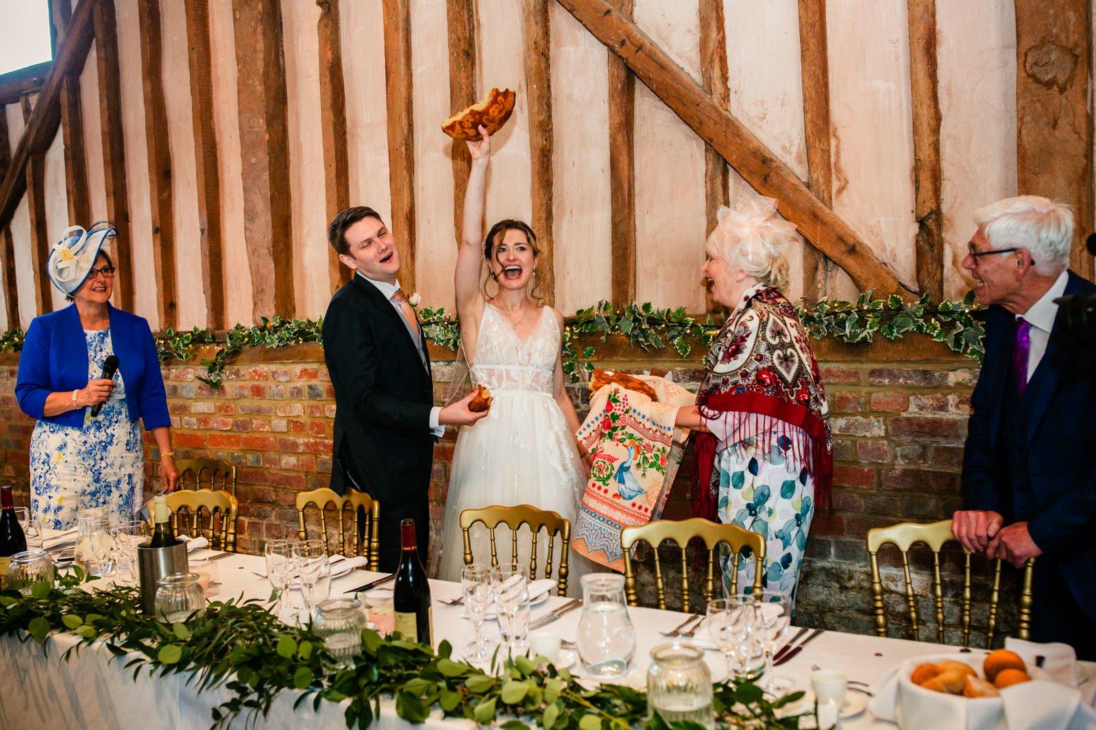 Beautiful Lillibrooke Manor Wedding - Ksenia & Iain 139