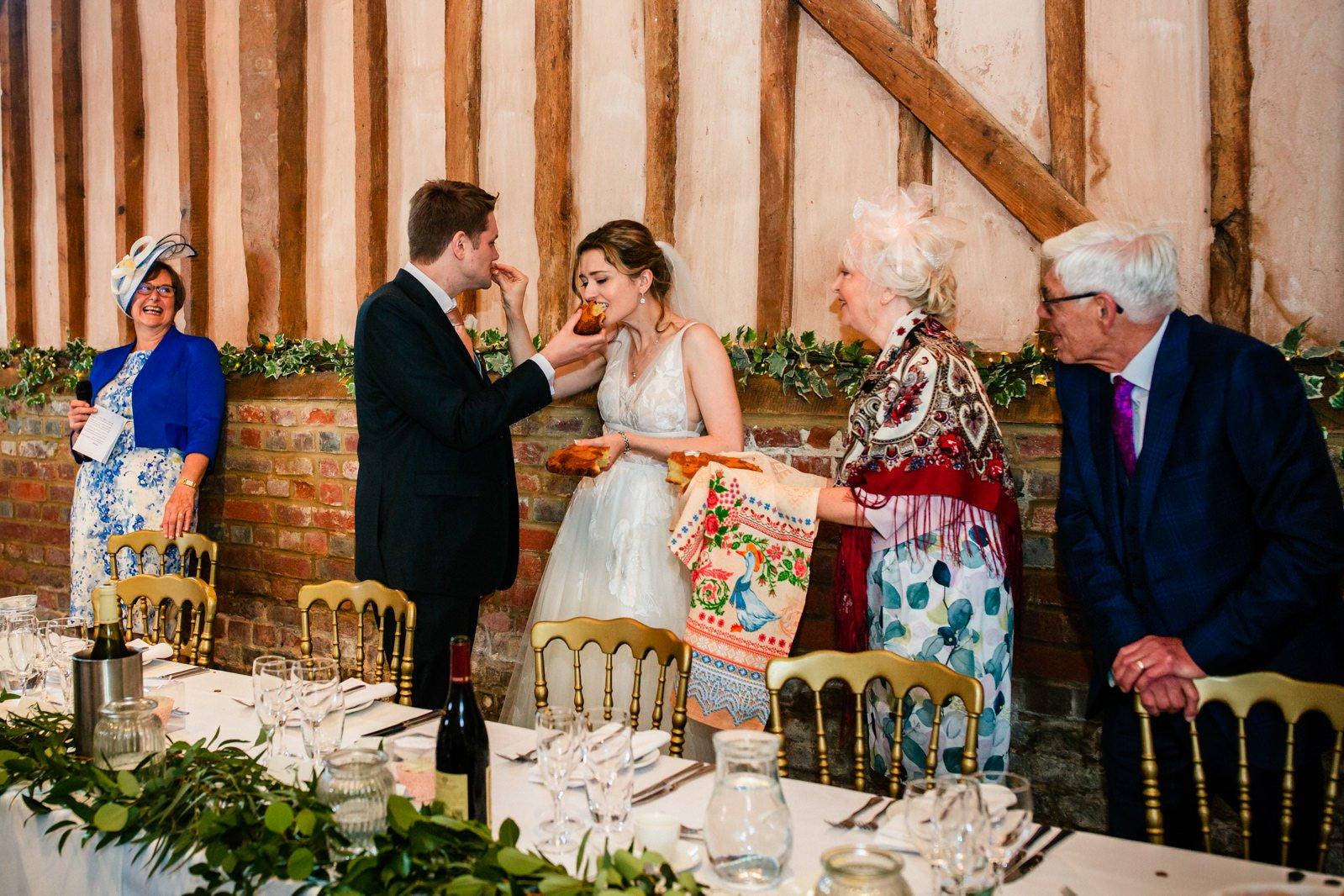Beautiful Lillibrooke Manor Wedding - Ksenia & Iain 140