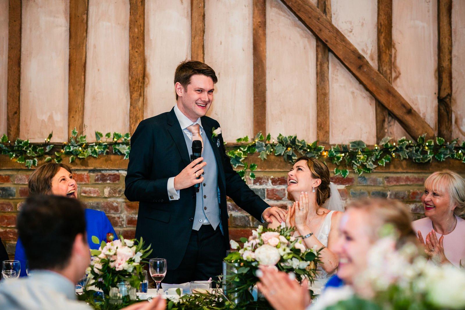 Beautiful Lillibrooke Manor Wedding - Ksenia & Iain 151