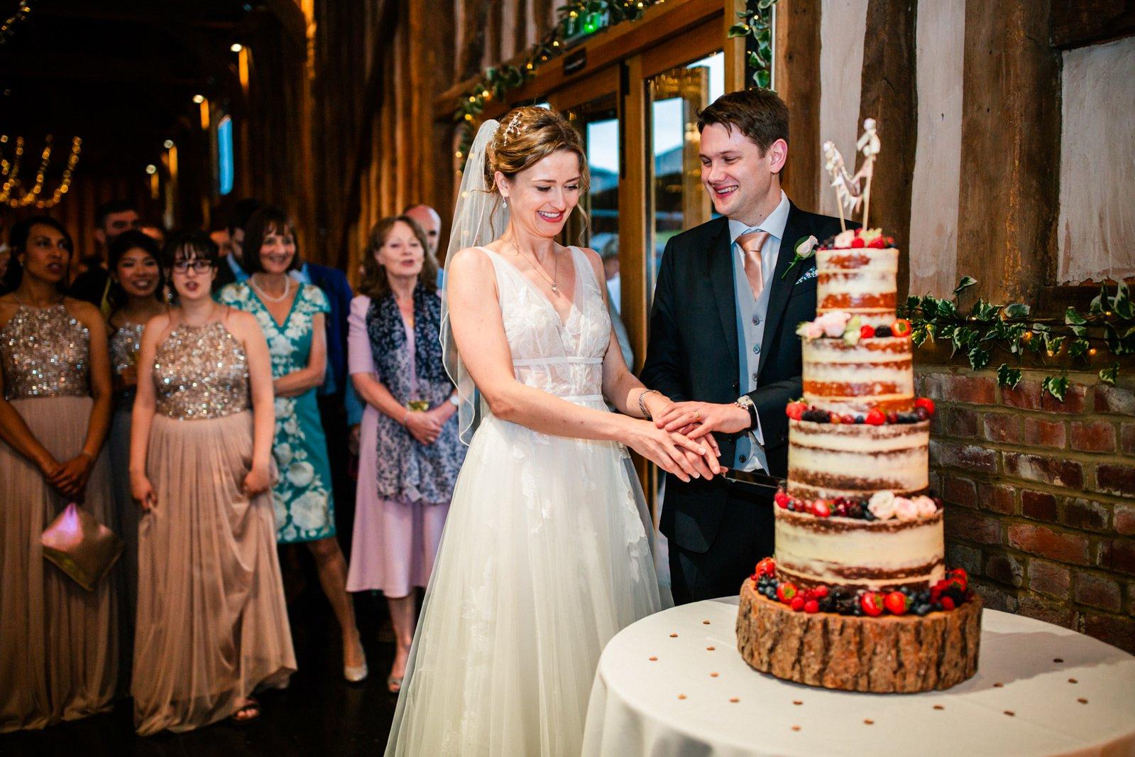Beautiful Lillibrooke Manor Wedding - Ksenia & Iain 172