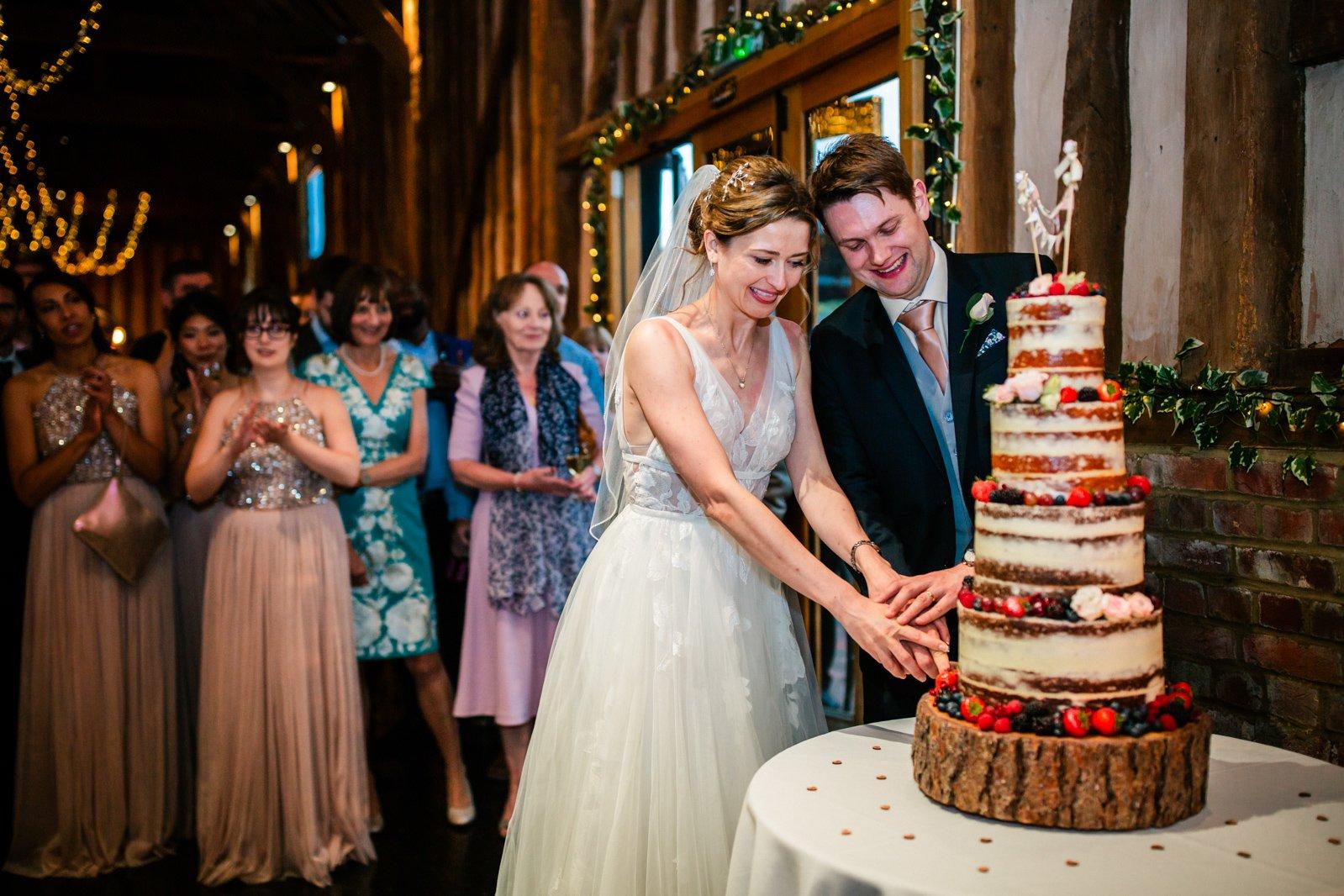 Beautiful Lillibrooke Manor Wedding - Ksenia & Iain 173