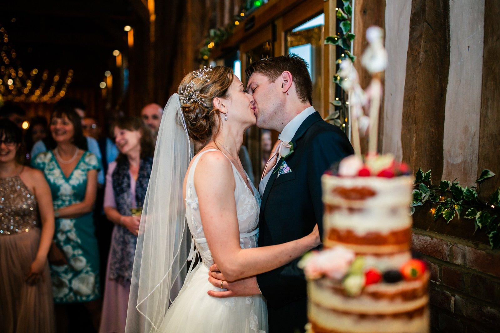 Beautiful Lillibrooke Manor Wedding - Ksenia & Iain 174