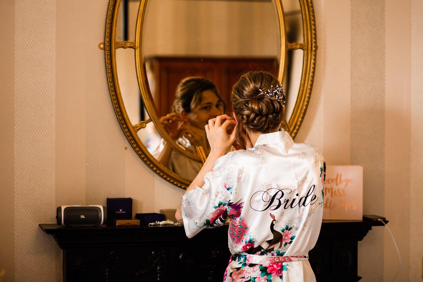 Beautiful Lillibrooke Manor Wedding - Ksenia & Iain 27