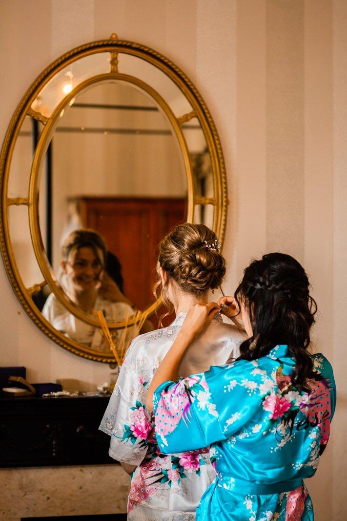 Beautiful Lillibrooke Manor Wedding - Ksenia & Iain 28
