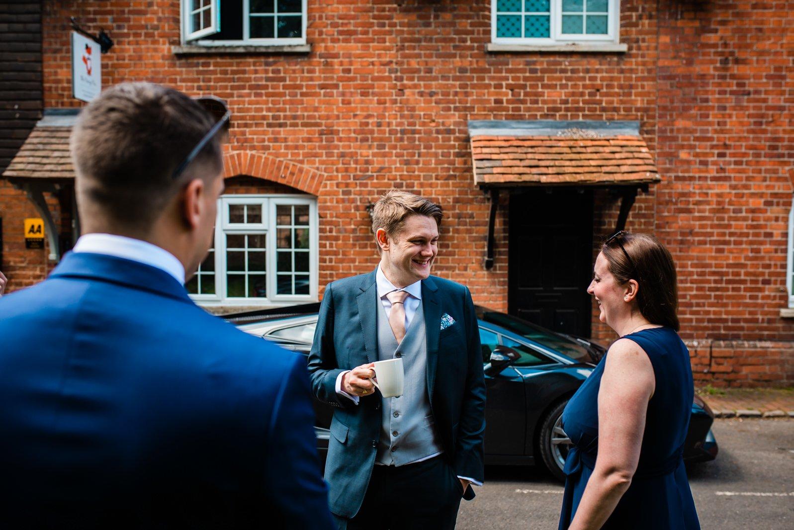 Beautiful Lillibrooke Manor Wedding - Ksenia & Iain 15