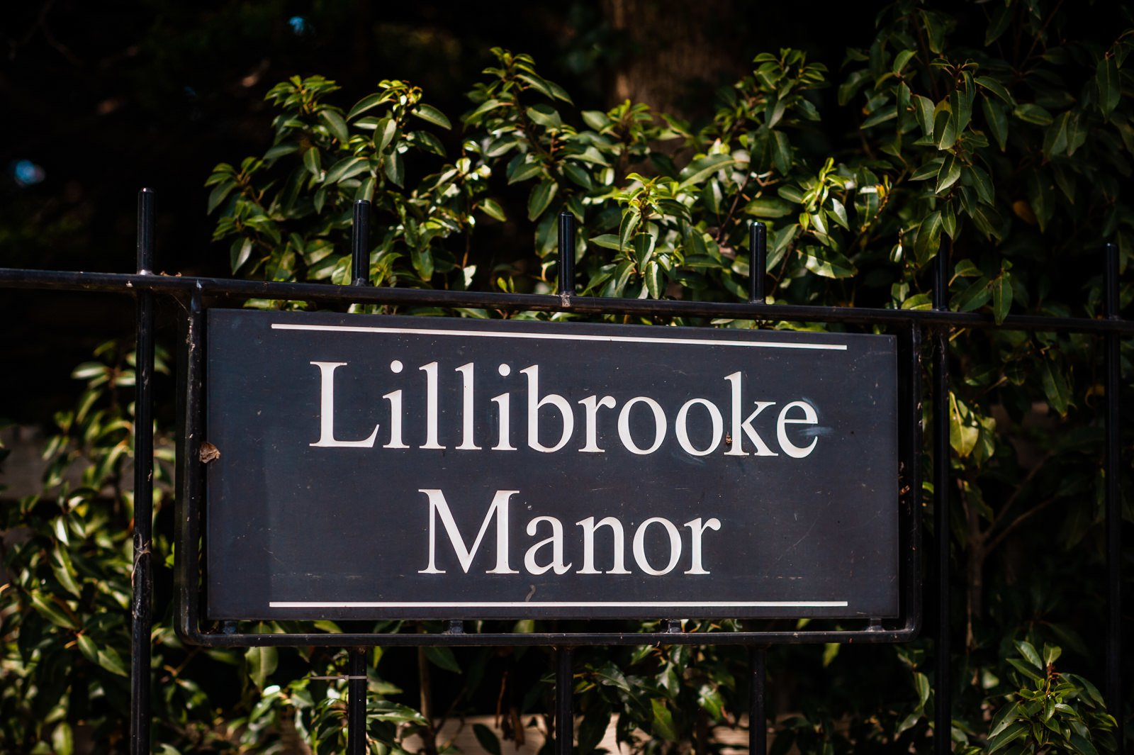 Beautiful Lillibrooke Manor Wedding - Ksenia & Iain 44