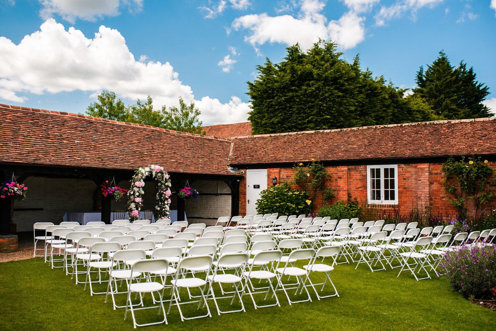 Beautiful Lillibrooke Manor Wedding - Ksenia & Iain 48