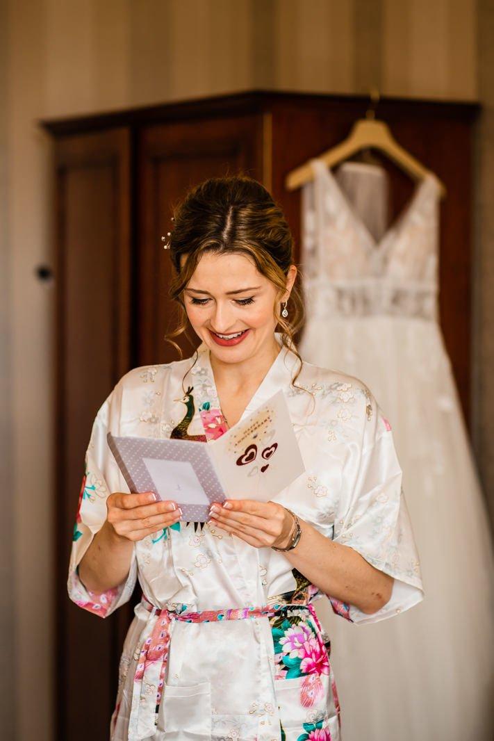 Beautiful Lillibrooke Manor Wedding - Ksenia & Iain 38