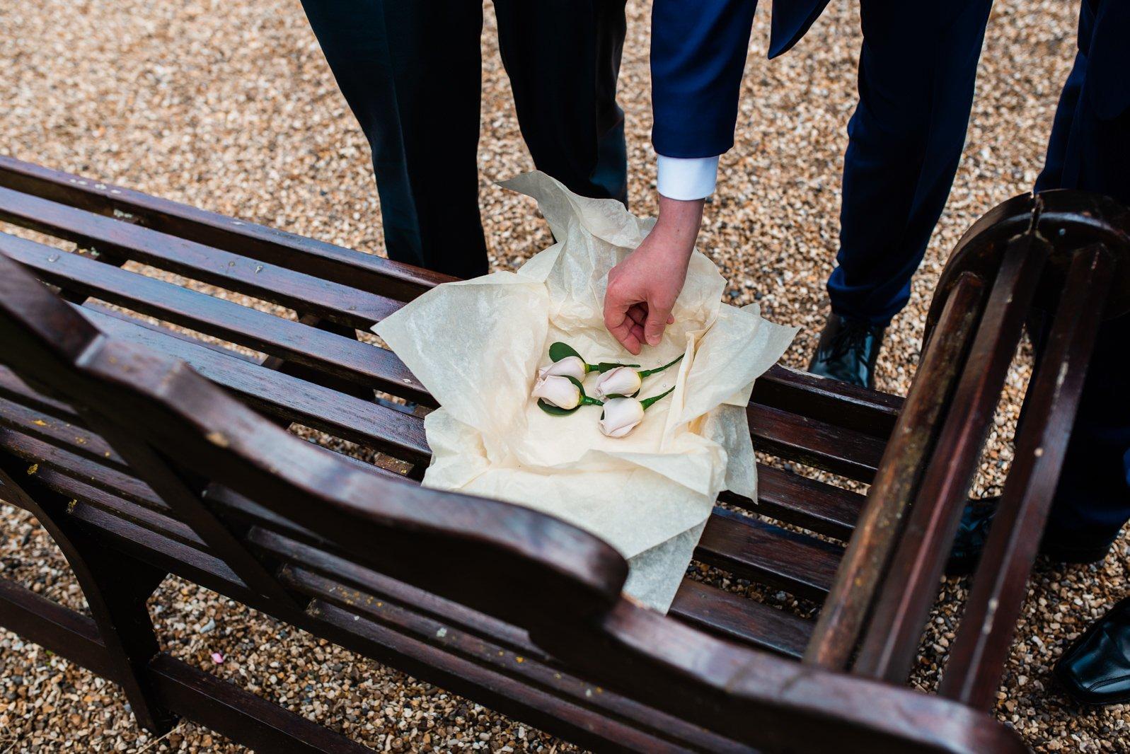 Beautiful Lillibrooke Manor Wedding - Ksenia & Iain 49