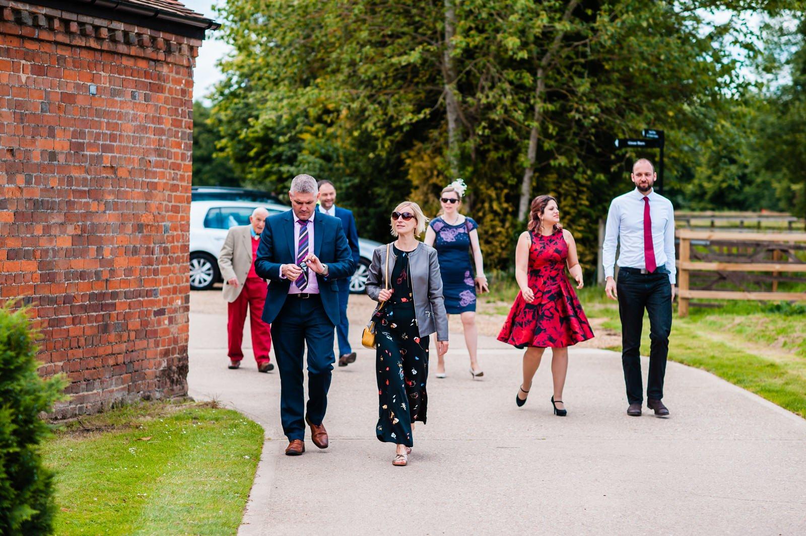 Beautiful Lillibrooke Manor Wedding - Ksenia & Iain 55