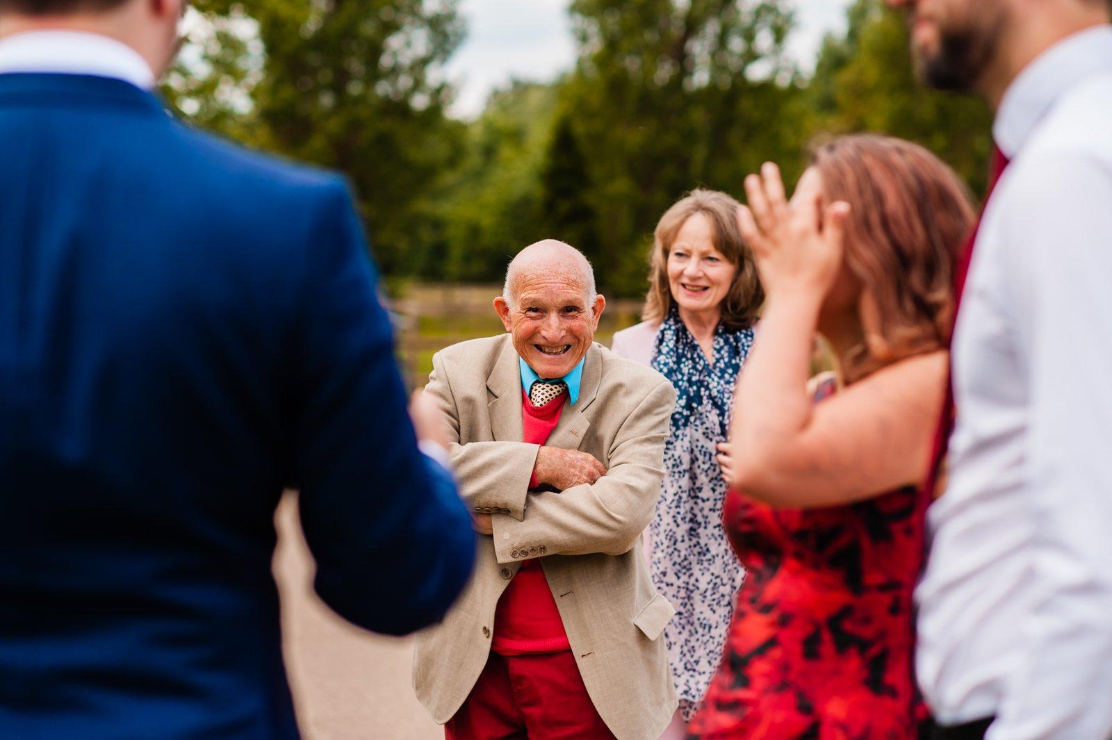 Beautiful Lillibrooke Manor Wedding - Ksenia & Iain 56