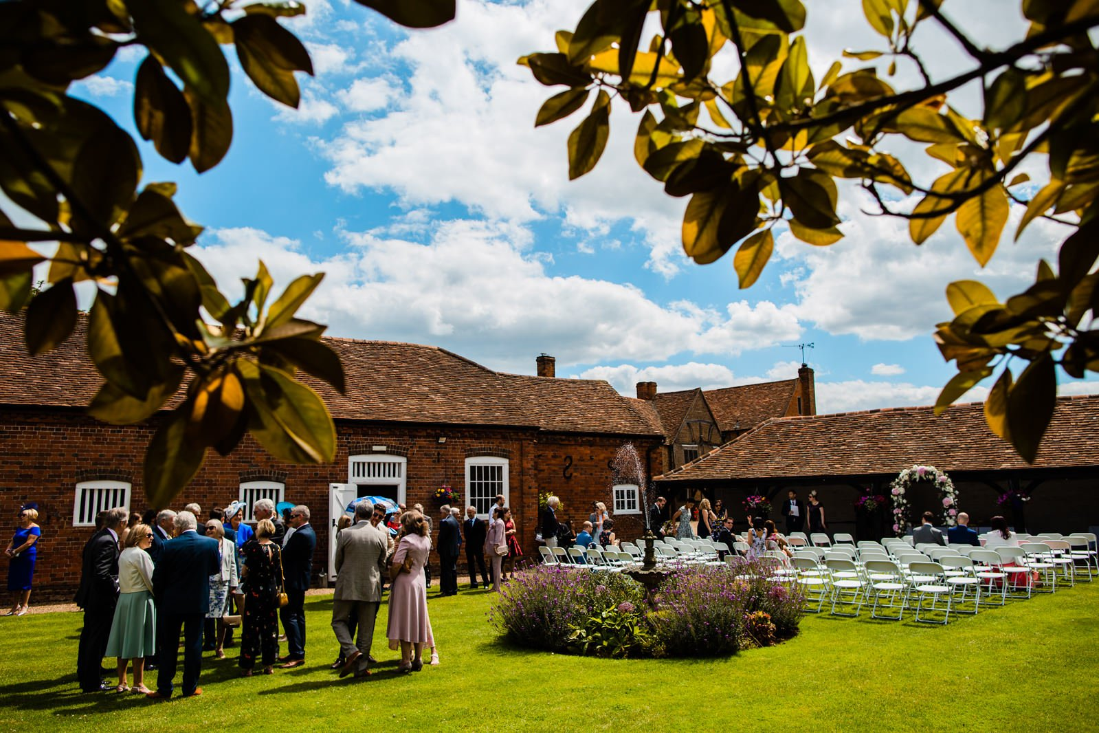 Beautiful Lillibrooke Manor Wedding - Ksenia & Iain 59