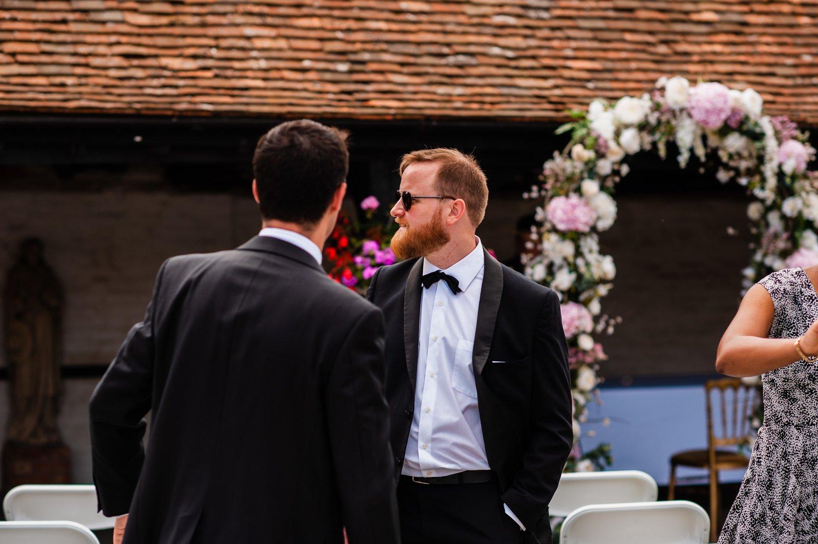 Beautiful Lillibrooke Manor Wedding - Ksenia & Iain 64