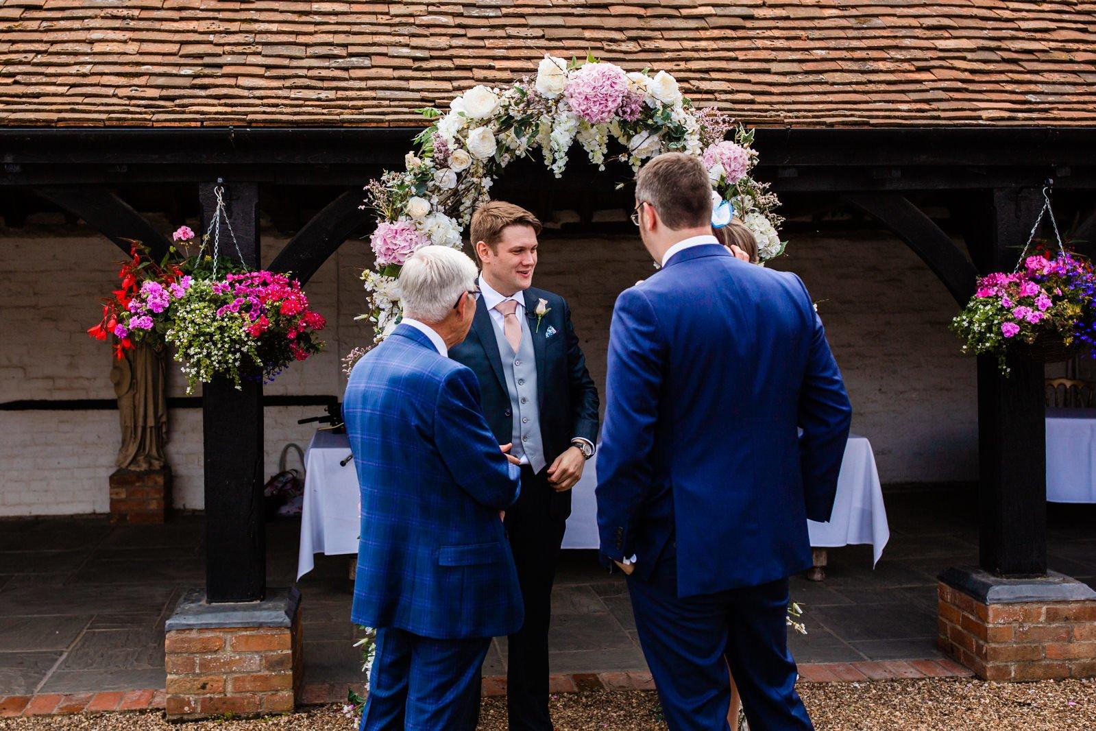 Beautiful Lillibrooke Manor Wedding - Ksenia & Iain 66