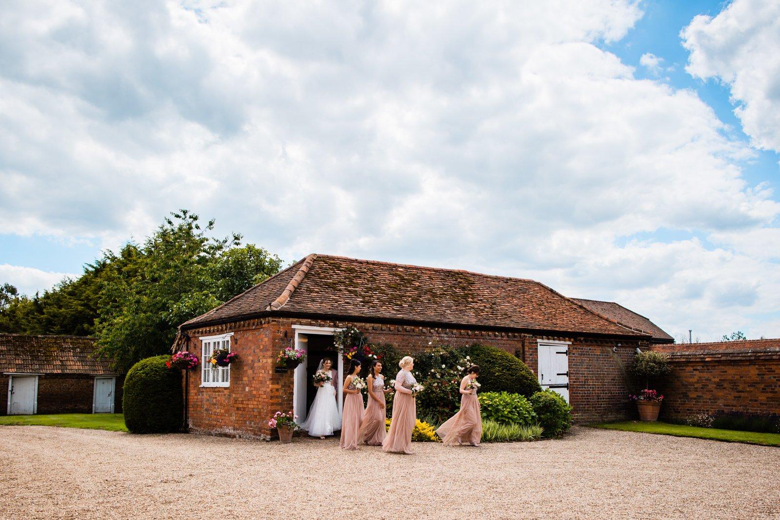 Beautiful Lillibrooke Manor Wedding - Ksenia & Iain 68