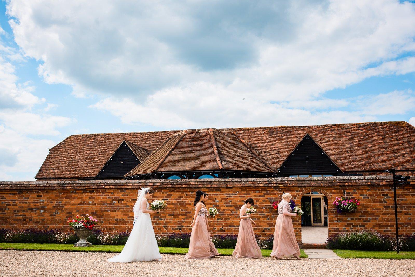 Beautiful Lillibrooke Manor Wedding - Ksenia & Iain 69