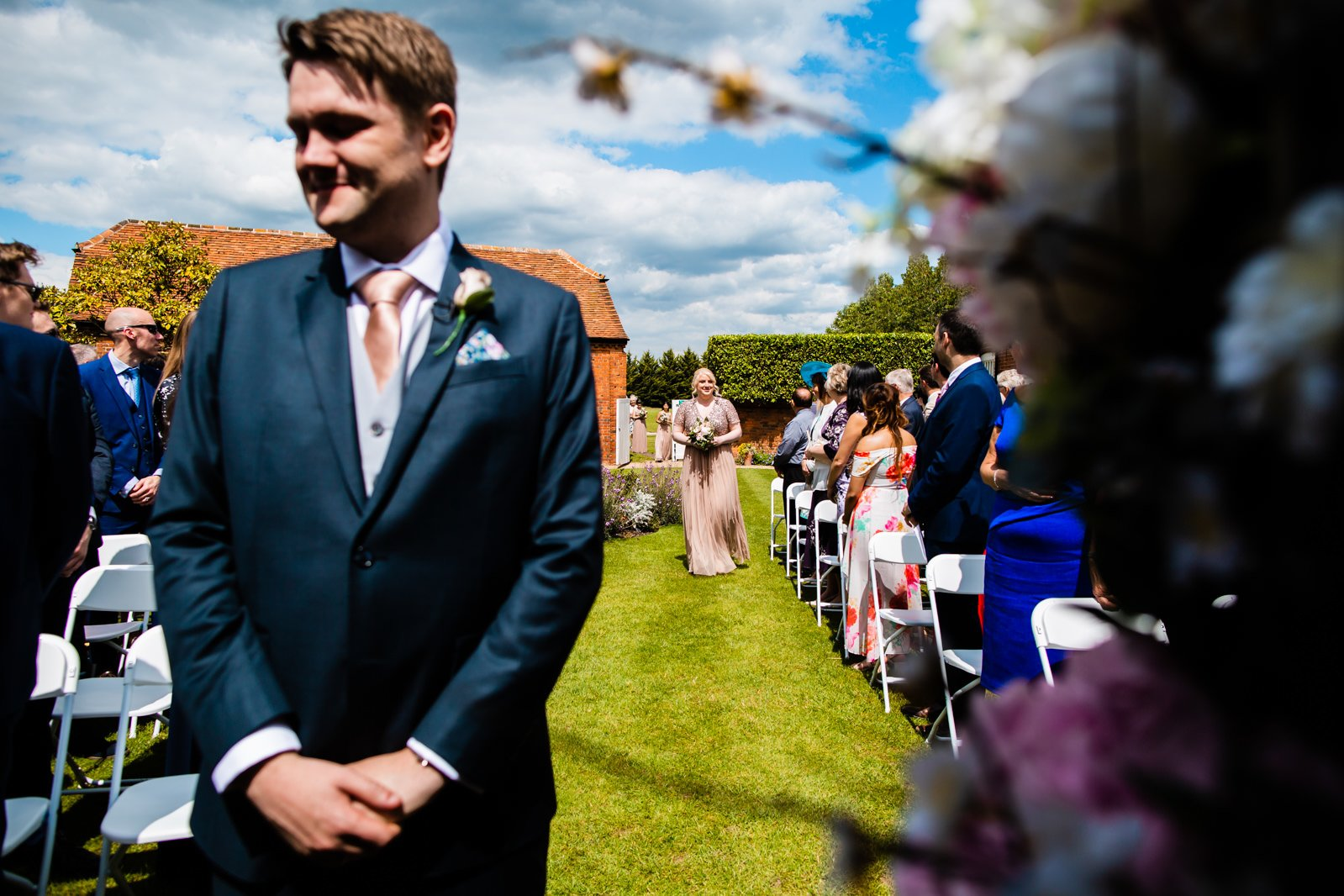 Beautiful Lillibrooke Manor Wedding - Ksenia & Iain 70