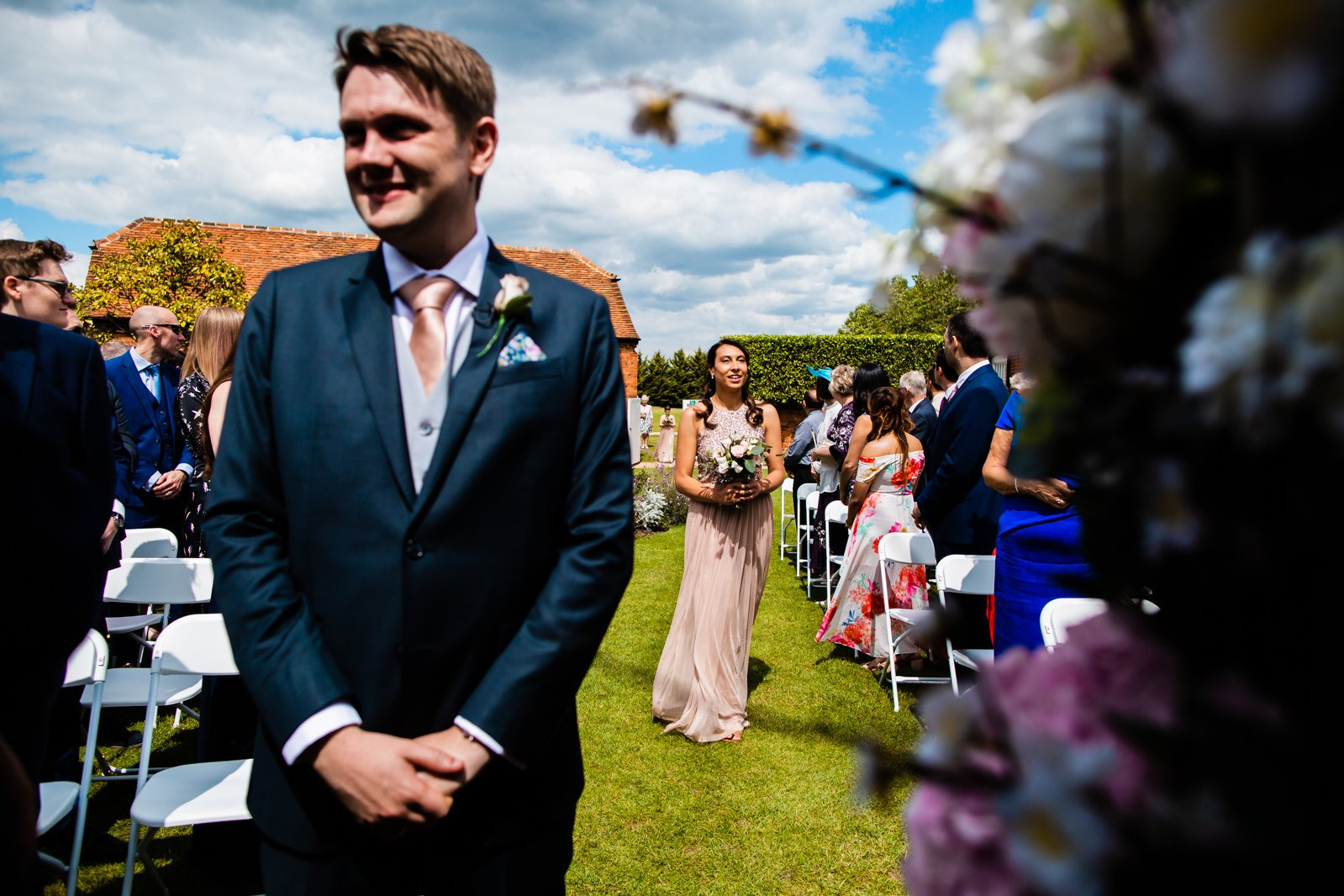Beautiful Lillibrooke Manor Wedding - Ksenia & Iain 71