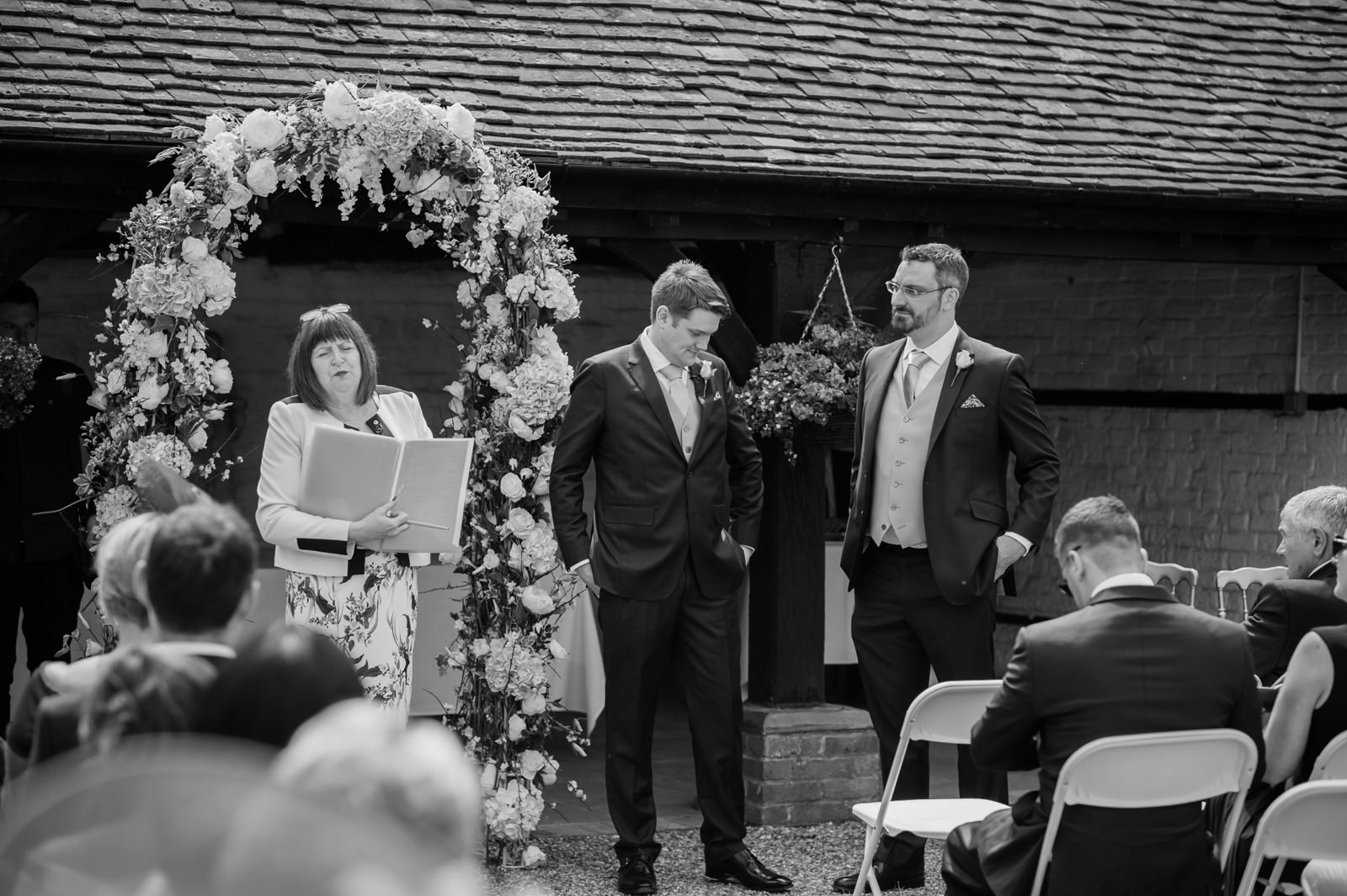 Beautiful Lillibrooke Manor Wedding - Ksenia & Iain 77