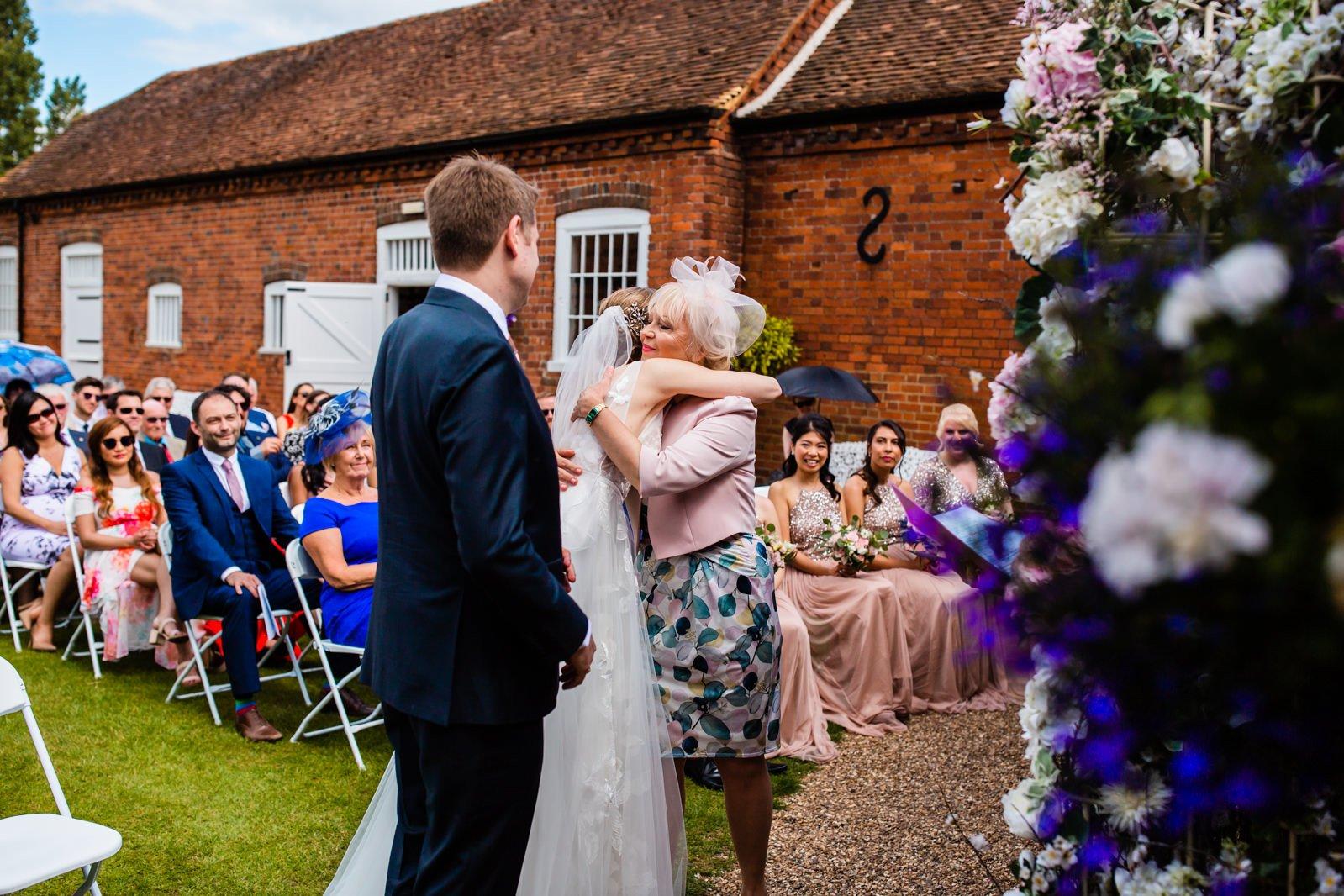 Beautiful Lillibrooke Manor Wedding - Ksenia & Iain 78