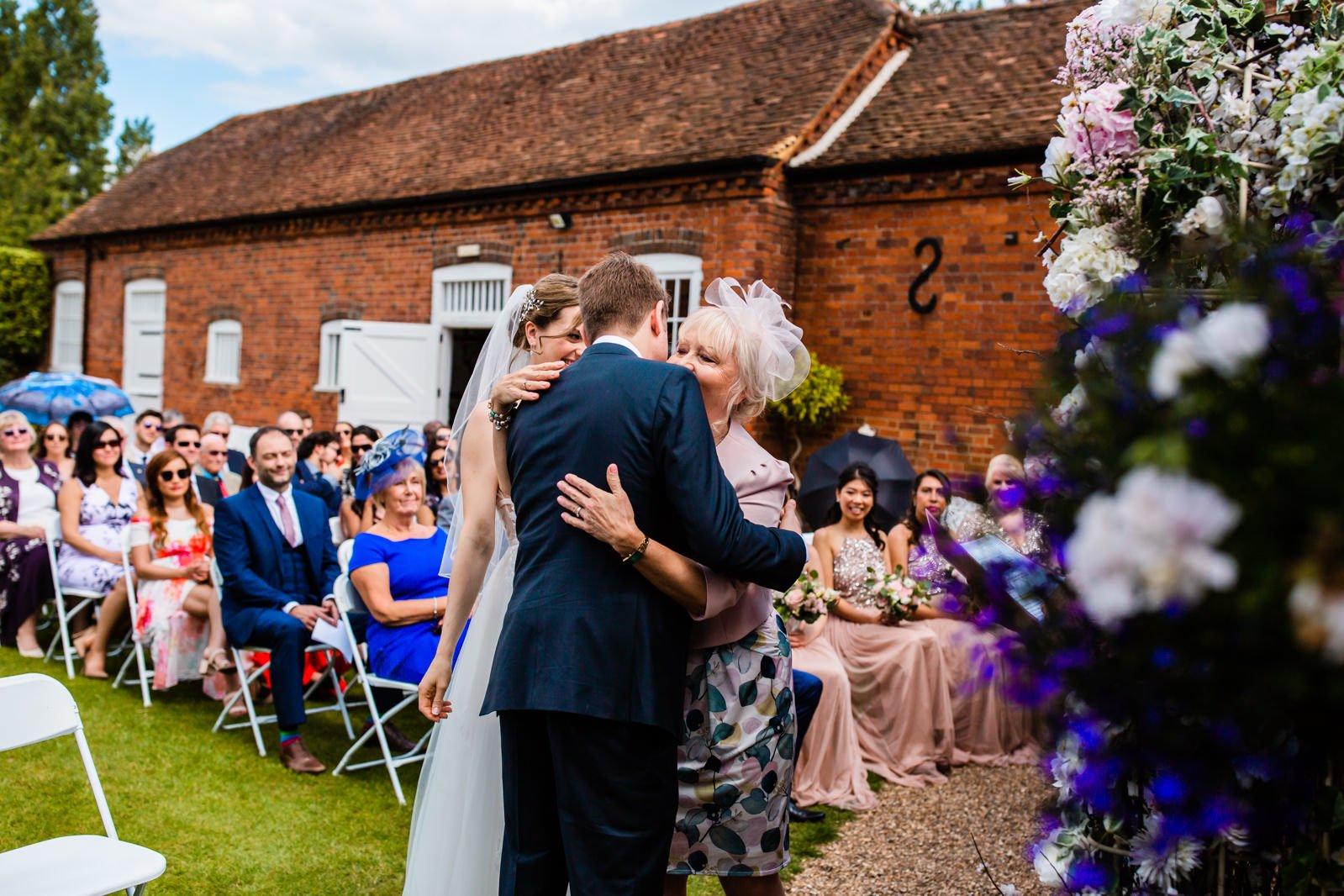 Beautiful Lillibrooke Manor Wedding - Ksenia & Iain 79