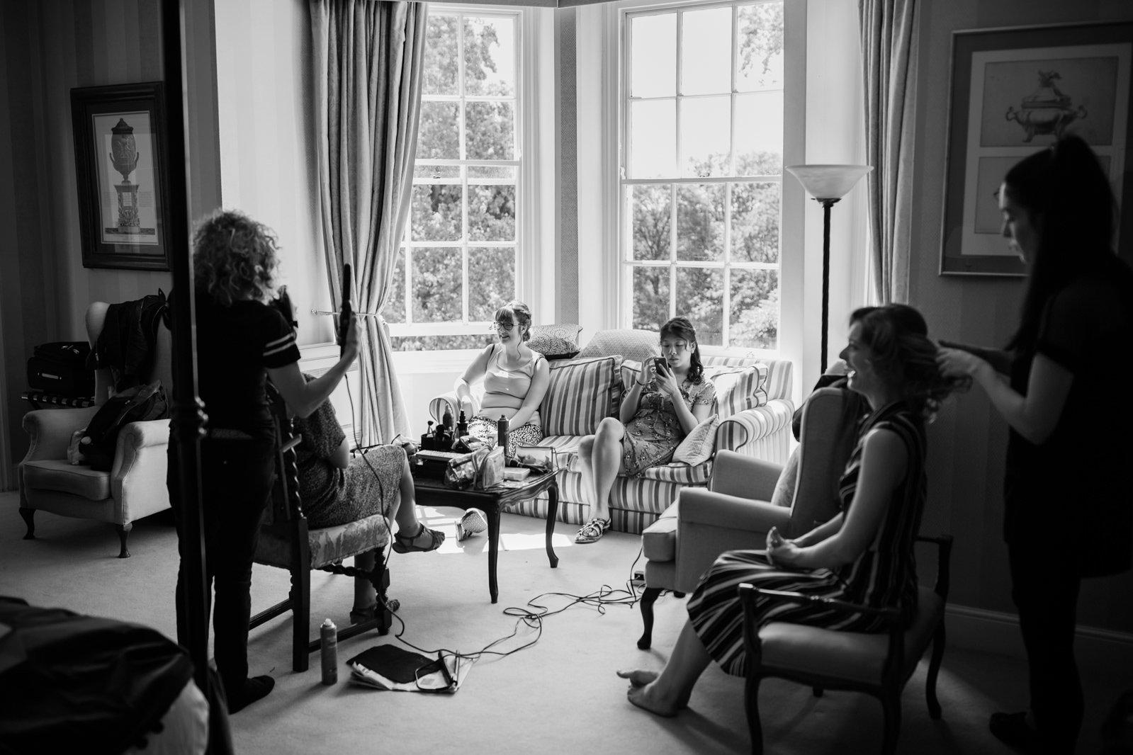 Beautiful Lillibrooke Manor Wedding - Ksenia & Iain 7