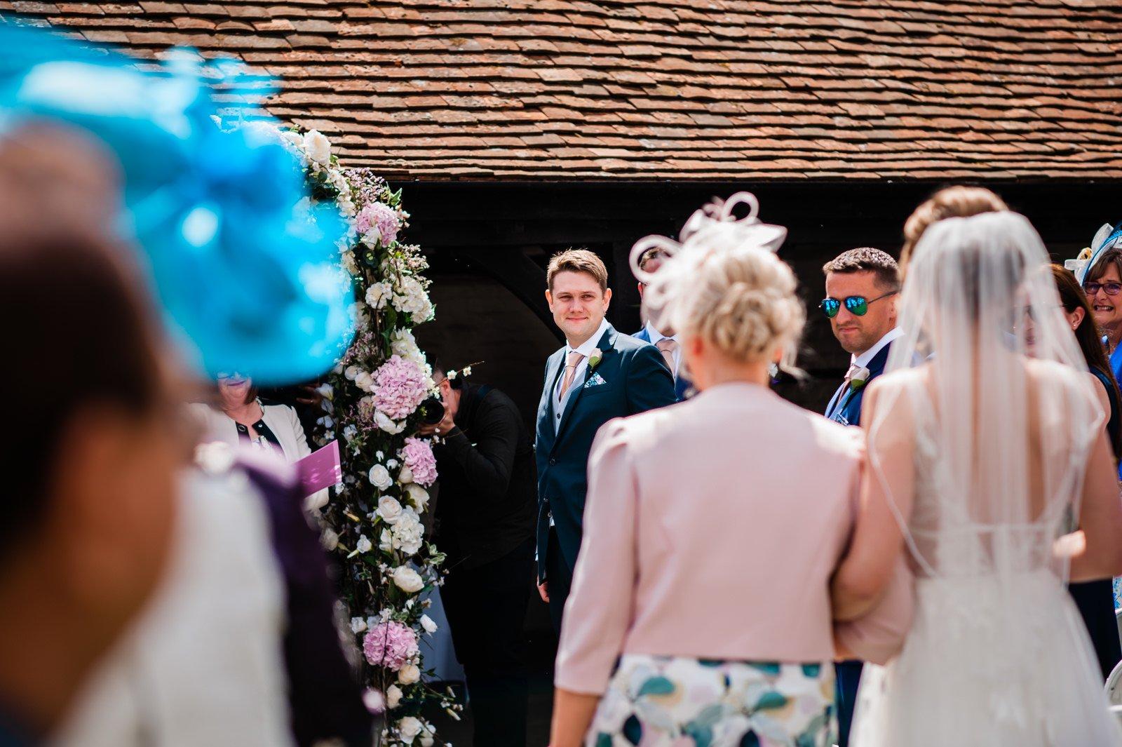 Beautiful Lillibrooke Manor Wedding - Ksenia & Iain 80