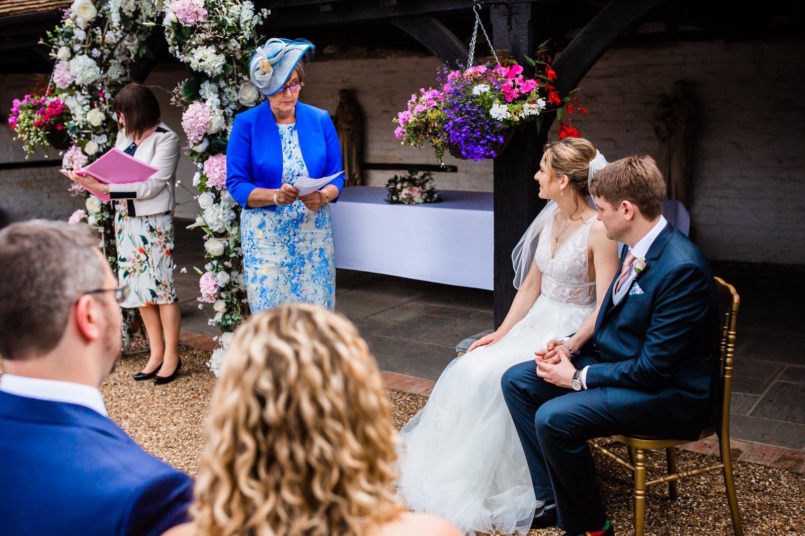 Beautiful Lillibrooke Manor Wedding - Ksenia & Iain 81