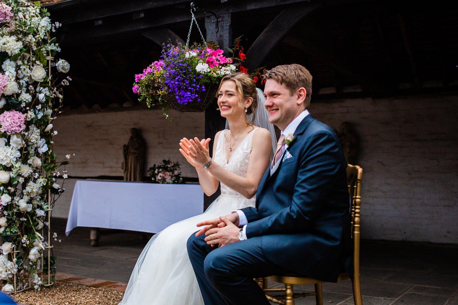 Beautiful Lillibrooke Manor Wedding - Ksenia & Iain 82