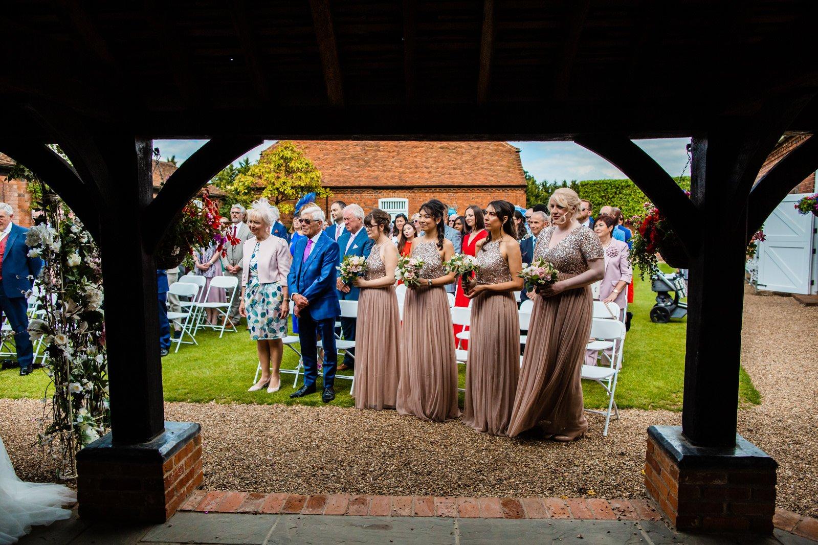 Beautiful Lillibrooke Manor Wedding - Ksenia & Iain 83