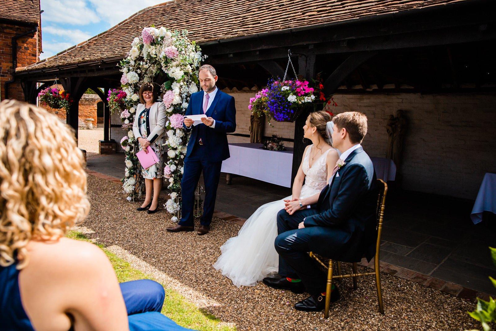 Beautiful Lillibrooke Manor Wedding - Ksenia & Iain 85