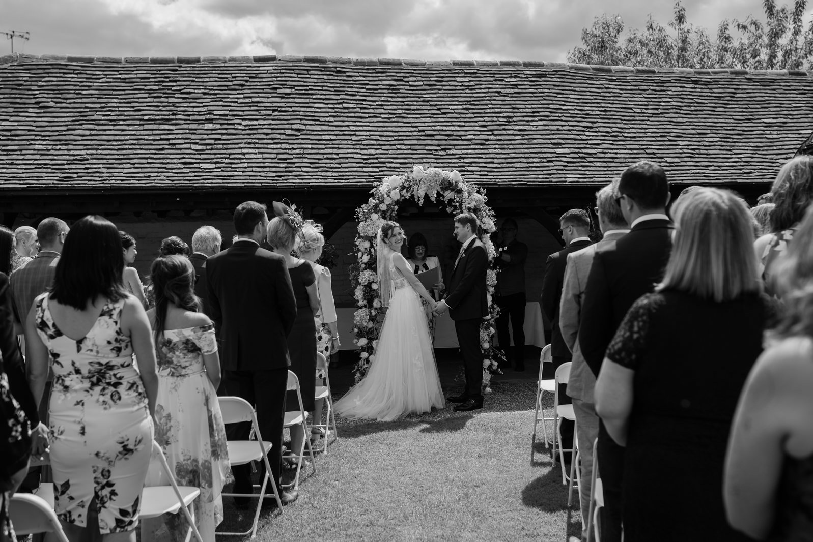 Beautiful Lillibrooke Manor Wedding - Ksenia & Iain 89