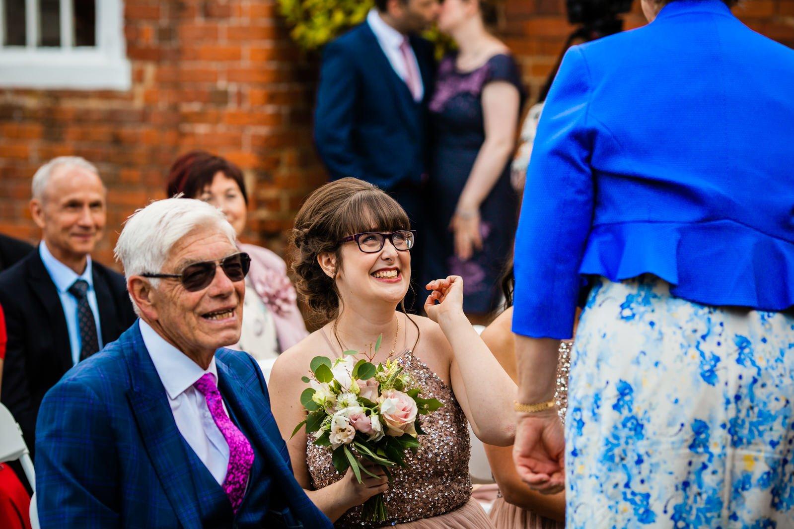 Beautiful Lillibrooke Manor Wedding - Ksenia & Iain 92