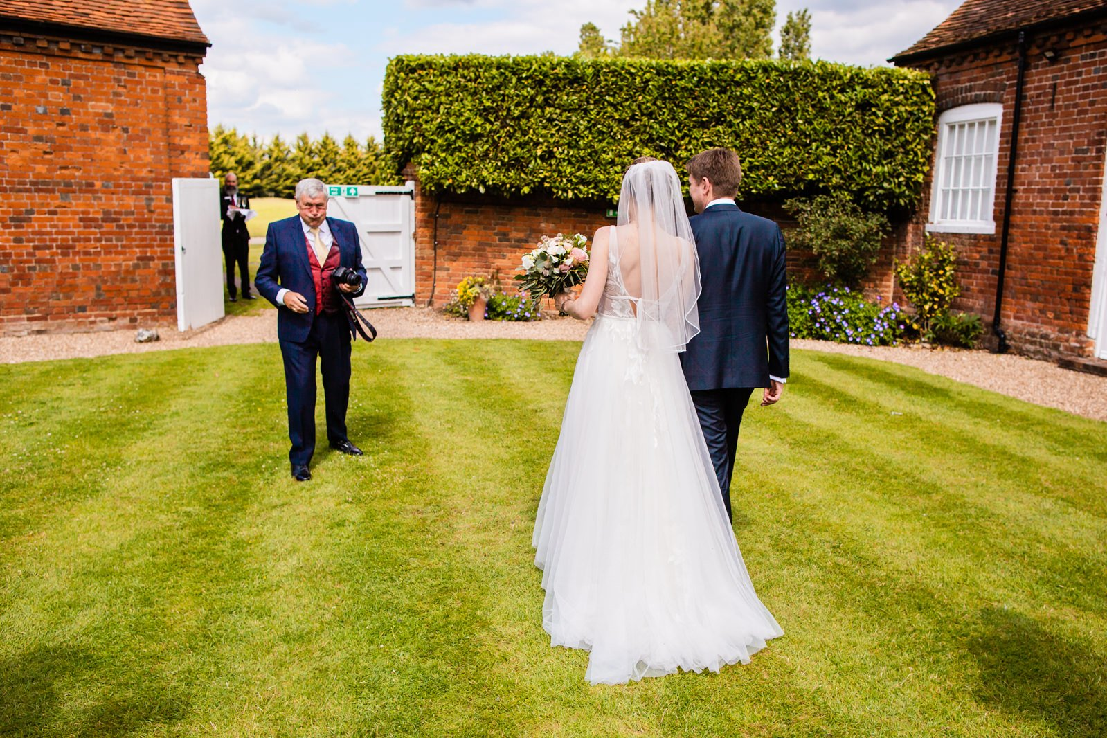 Beautiful Lillibrooke Manor Wedding - Ksenia & Iain 98