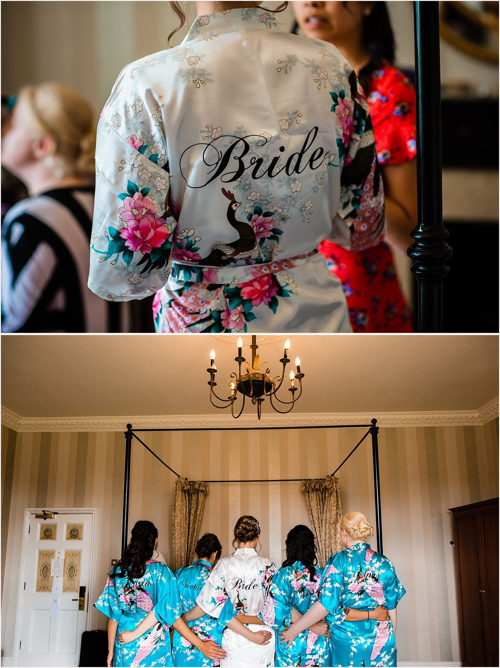 Beautiful Lillibrooke Manor Wedding - Ksenia & Iain 3