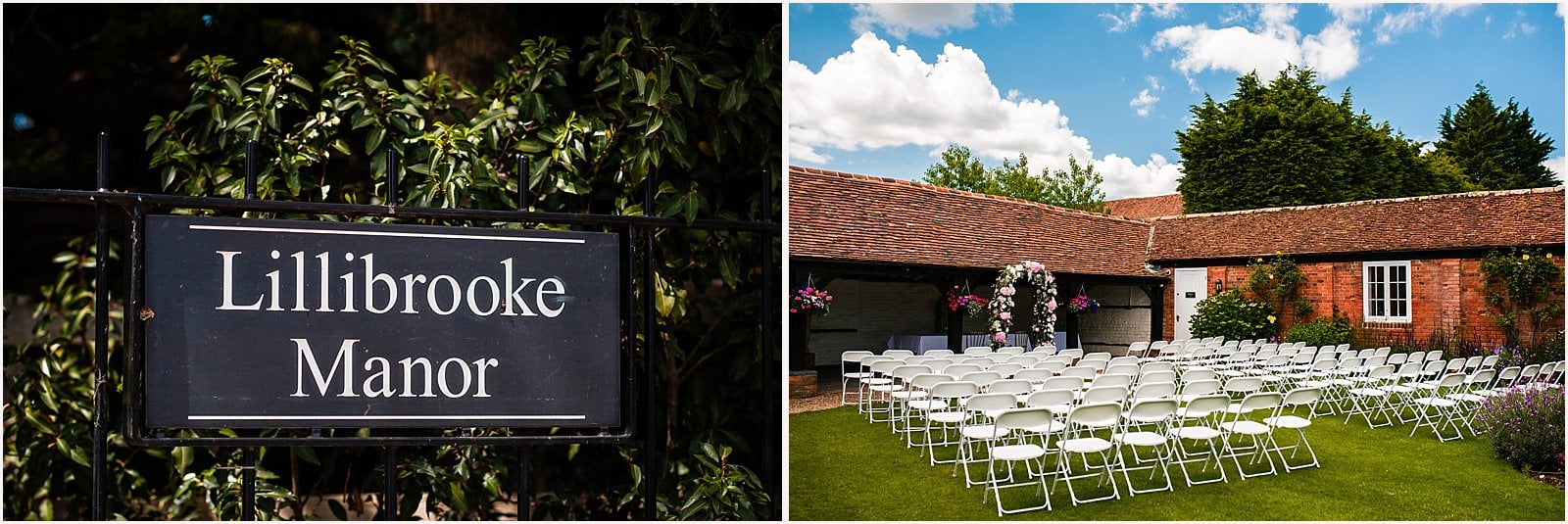 Beautiful Lillibrooke Manor Wedding - Ksenia & Iain 12