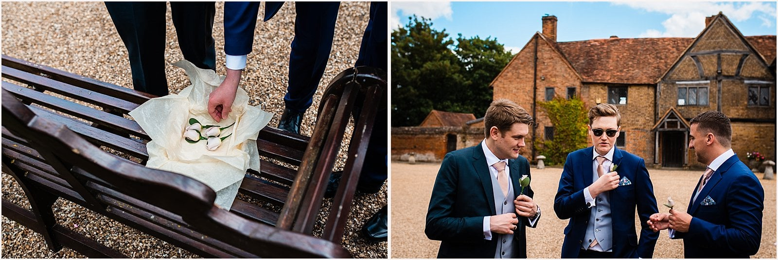 Beautiful Lillibrooke Manor Wedding - Ksenia & Iain 14
