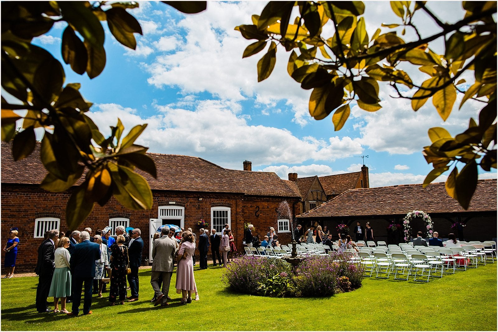 Beautiful Lillibrooke Manor Wedding - Ksenia & Iain 16