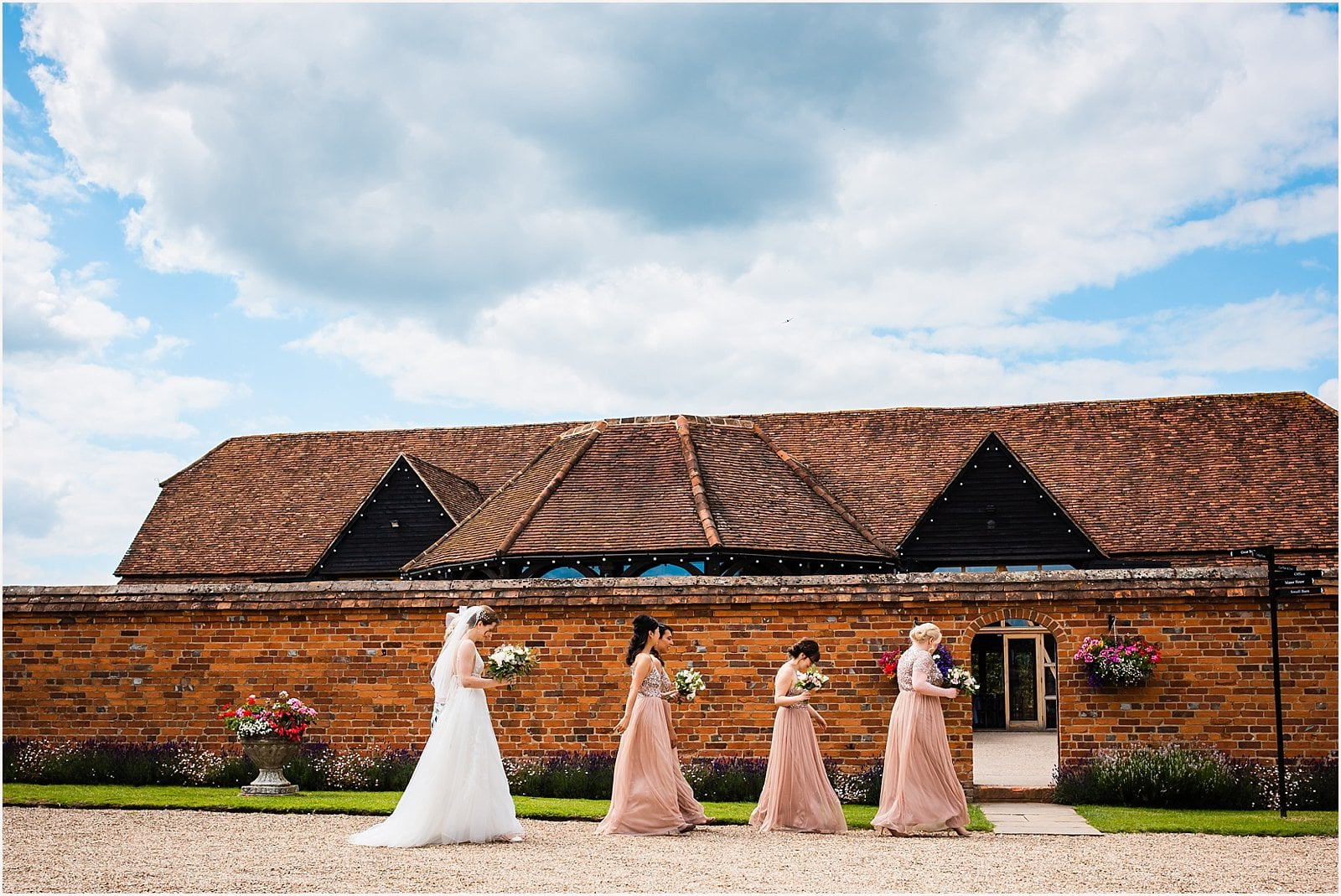 lillibrooke manor wedding 1
