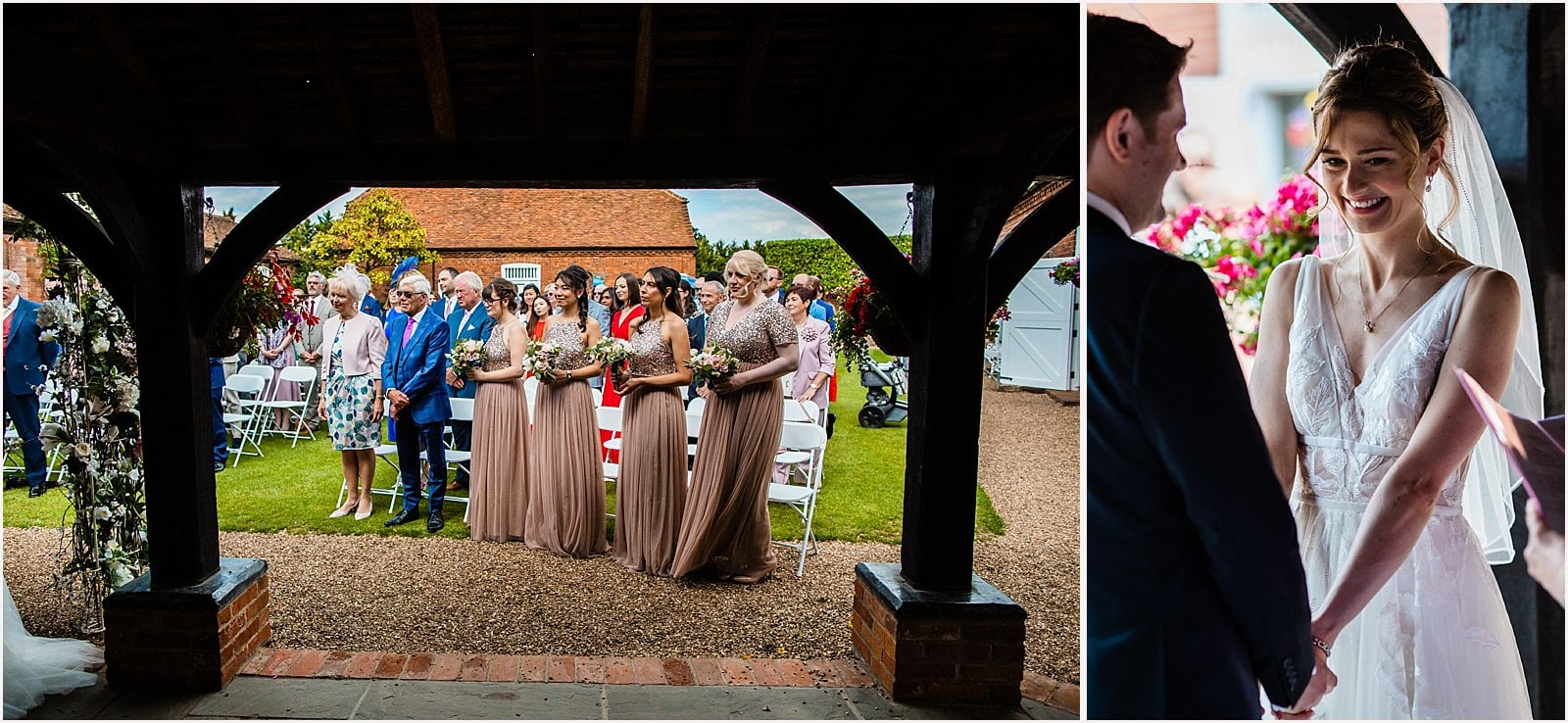 Beautiful Lillibrooke Manor Wedding - Ksenia & Iain 21