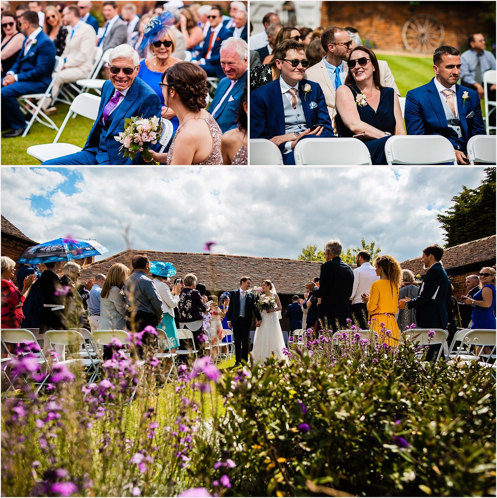 Beautiful Lillibrooke Manor Wedding - Ksenia & Iain 24