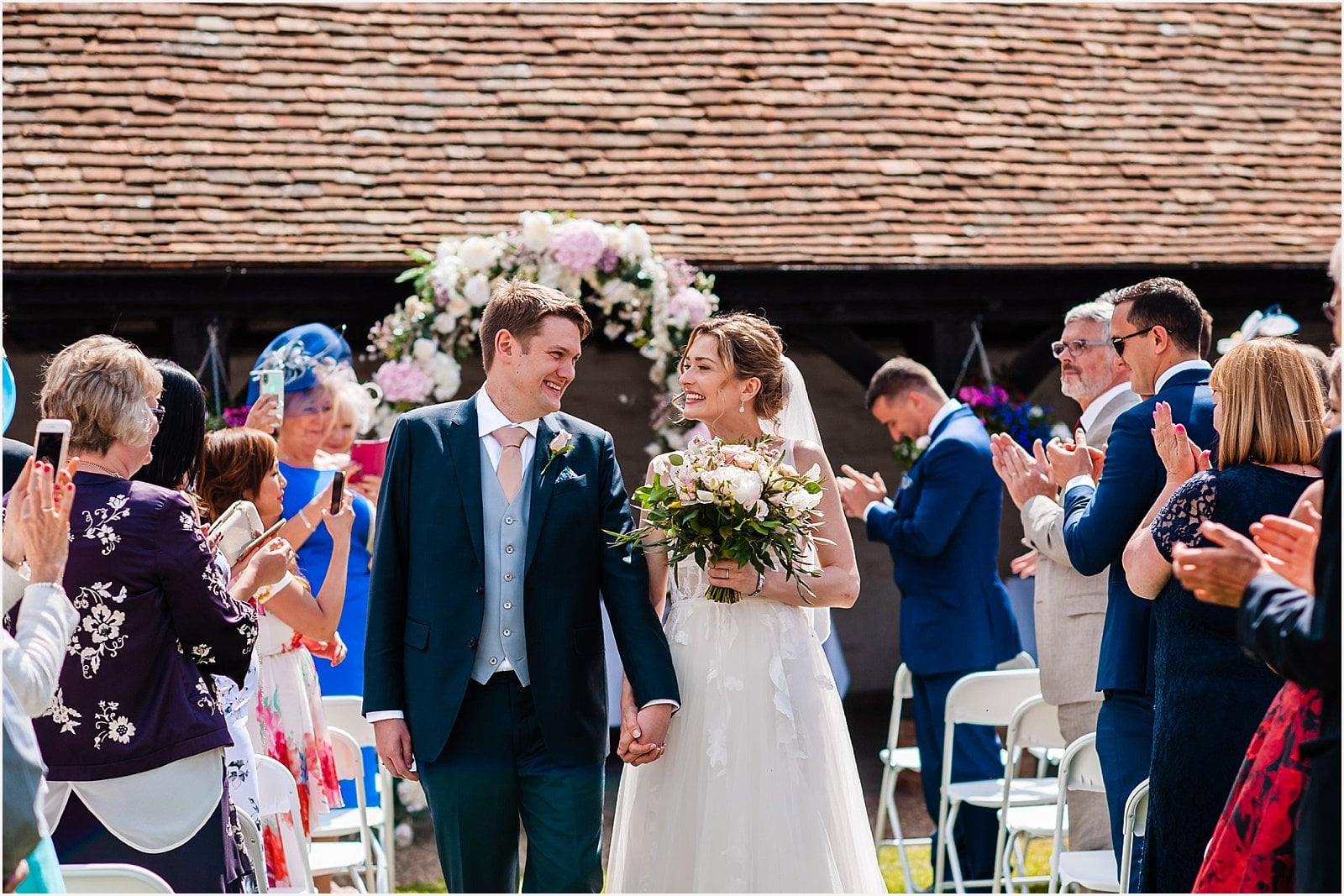 Beautiful Lillibrooke Manor Wedding - Ksenia & Iain 25