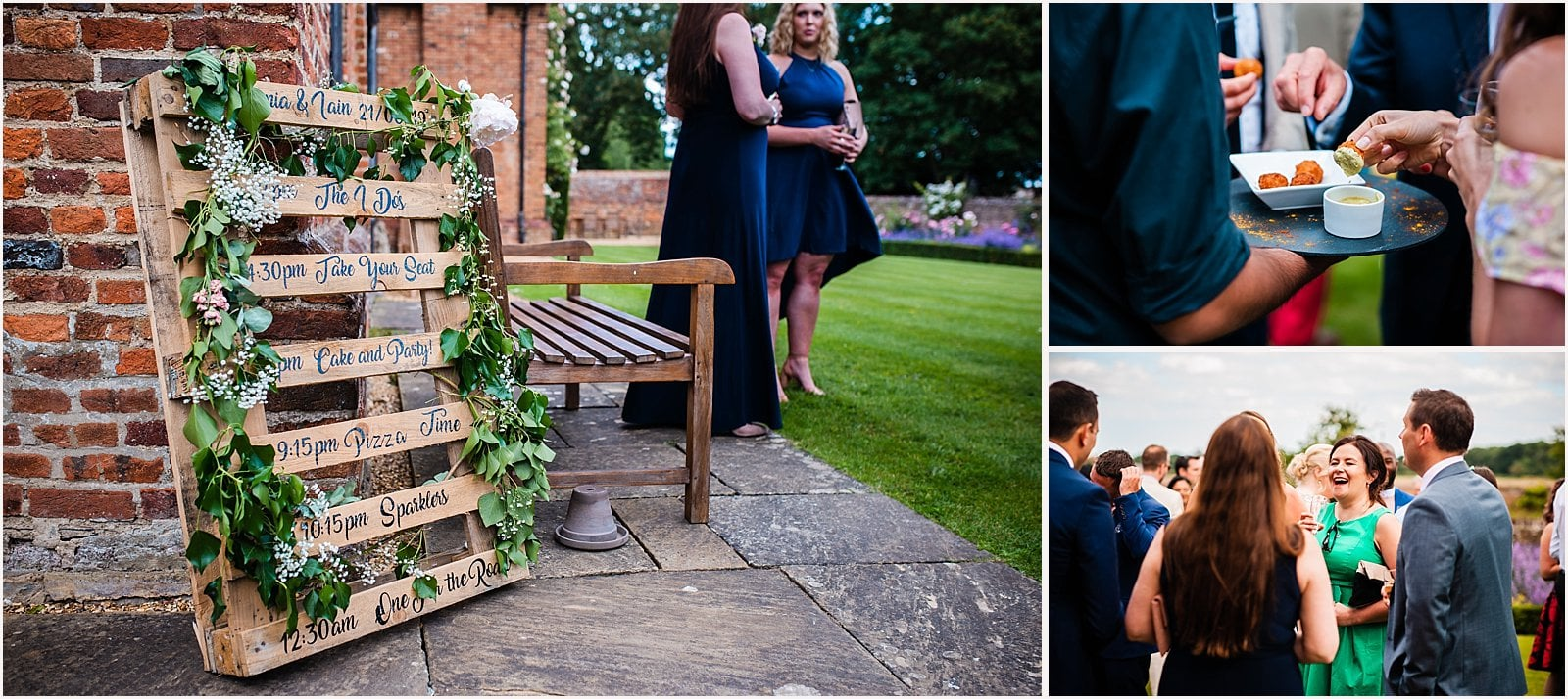 Beautiful Lillibrooke Manor Wedding - Ksenia & Iain 28