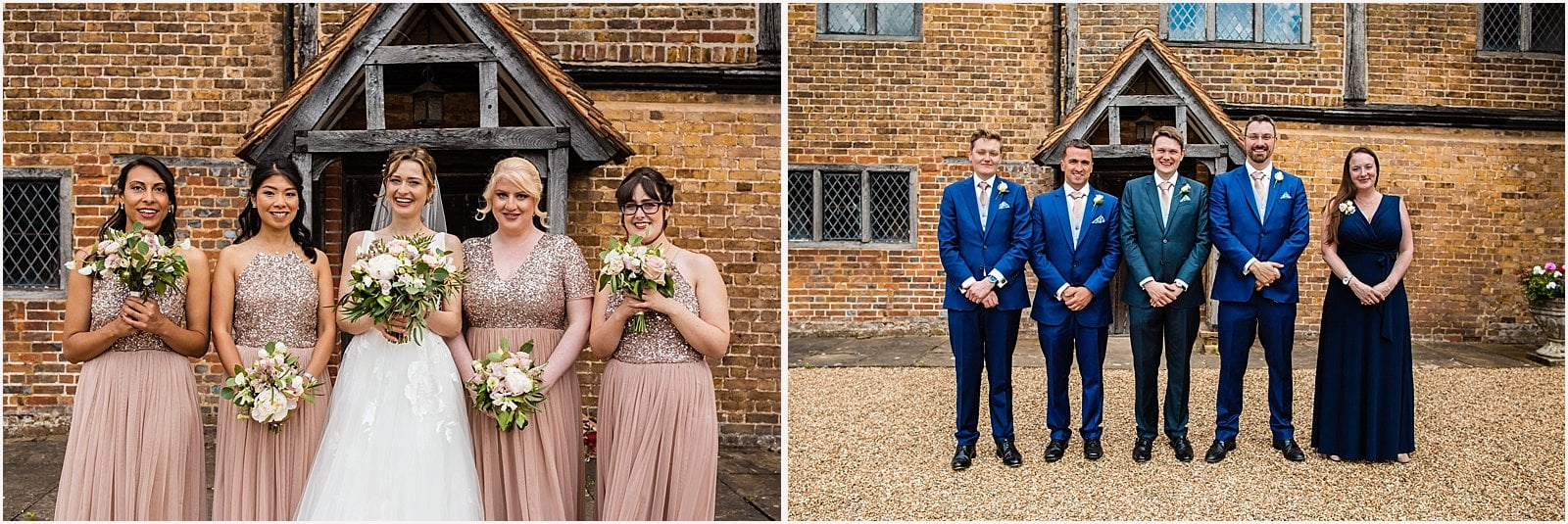 Beautiful Lillibrooke Manor Wedding - Ksenia & Iain 31