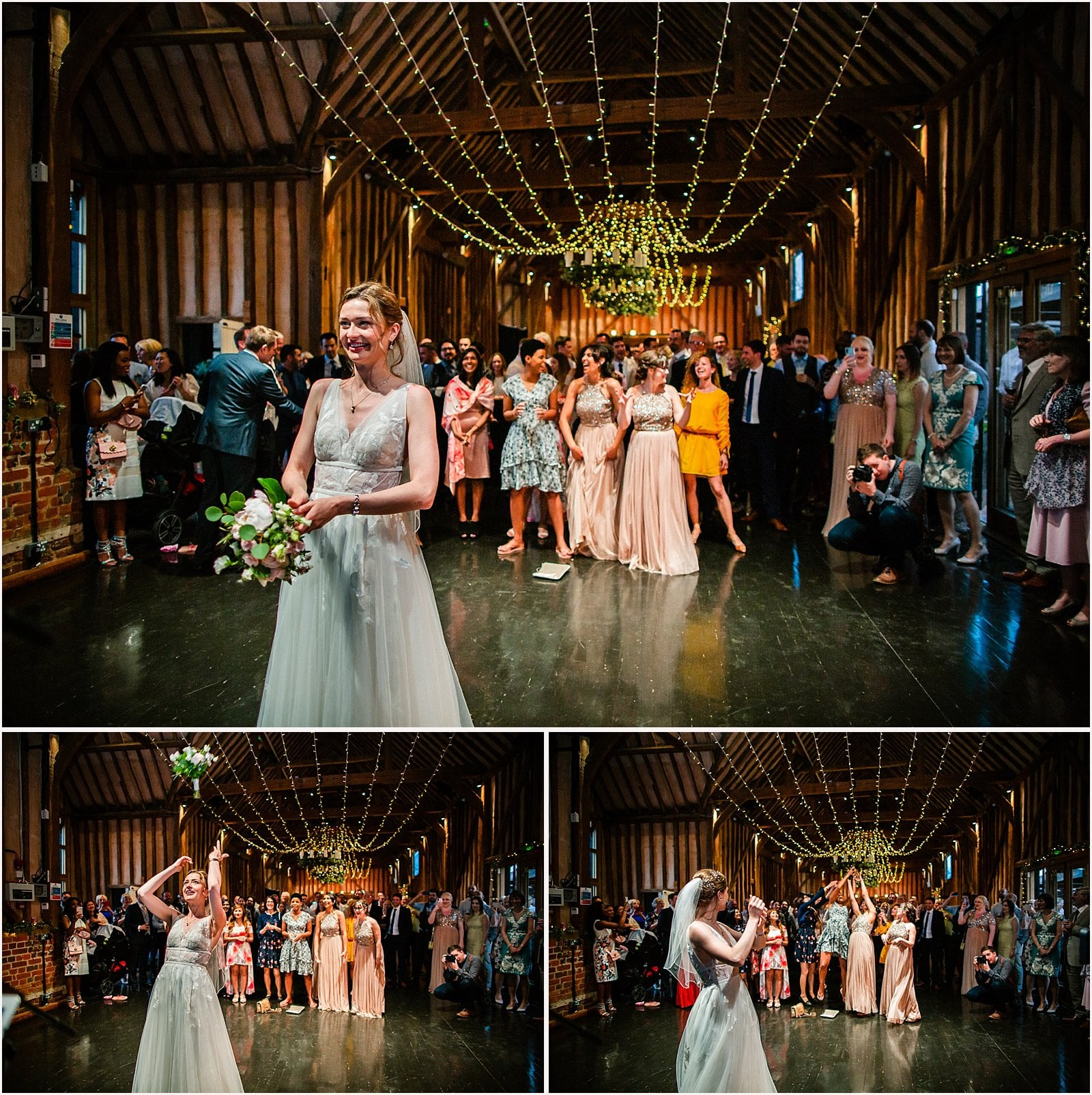 Beautiful Lillibrooke Manor Wedding - Ksenia & Iain 43