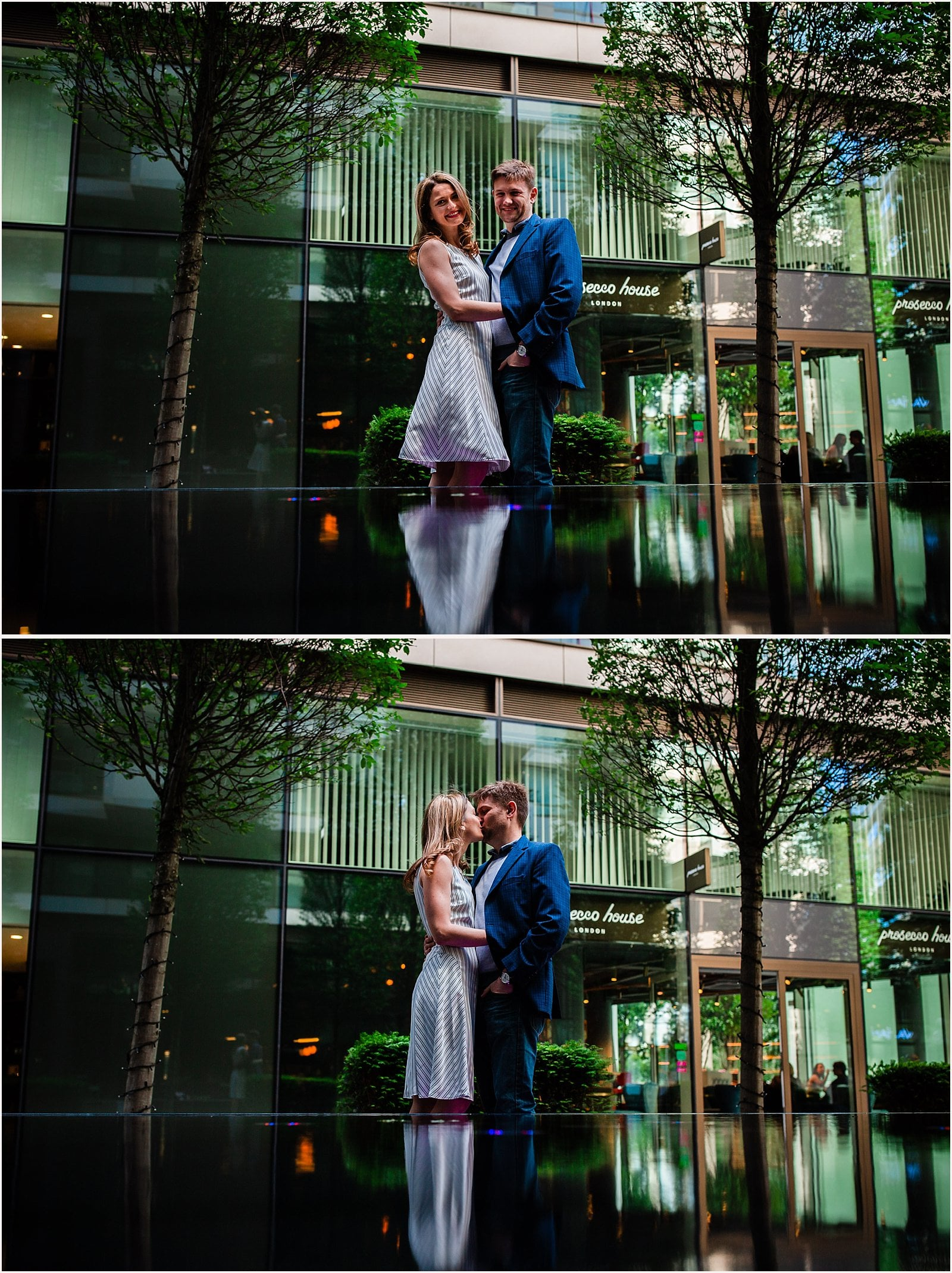 Stunning London Engagement Photos - Ksenia & Iain 1