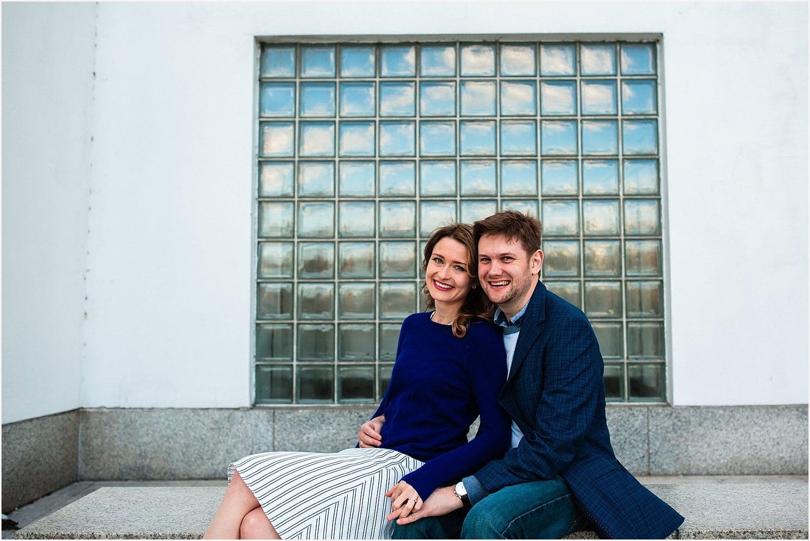 Stunning London Engagement Photos - Ksenia & Iain 3